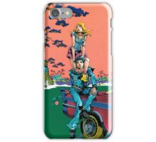 jojo's bizarre adventure - jojolion iPhone Case/Skin