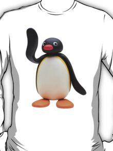 pingu waving T-Shirt