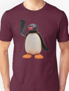 pingu waving Unisex T-Shirt