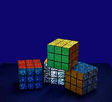 Cubes by Schoolhouse62