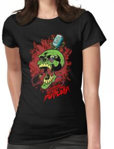 Coming to get you podcast Womens Fitted T-Shirt
