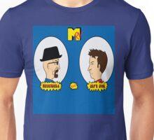 Heisenberg and Cap'N Cook Unisex T-Shirt