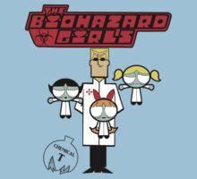 Biohazard Girls Kids Clothes