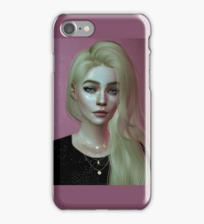"""Holly"" iPhone Case/Skin"