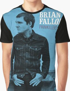 BRIAN FALLON -PAINKILLERS- Graphic T-Shirt