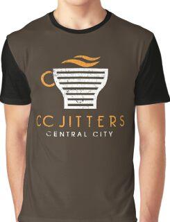 CC Jitters Graphic T-Shirt