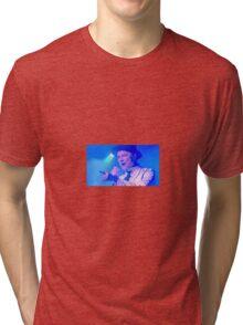 Tragically Hip's Gord Downie Tri-blend T-Shirt