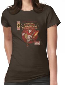 Captain Tightpants Womens Fitted T-Shirt