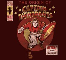 Captain Tightpants by foureyedesign