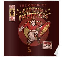Captain Tightpants Poster