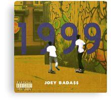 Joey Bada$$ 1999 Canvas Print