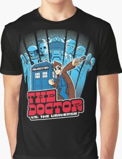 the doctor universe Graphic T-Shirt