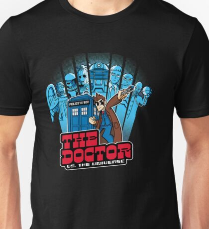 the doctor universe Unisex T-Shirt