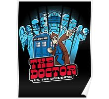 the doctor universe Poster