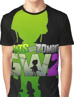 plants vs zombies garden warfare 2 Graphic T-Shirt