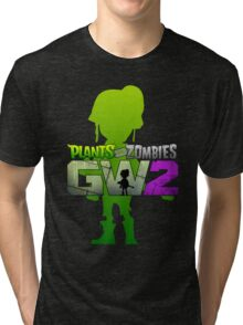 plants vs zombies garden warfare 2 Tri-blend T-Shirt