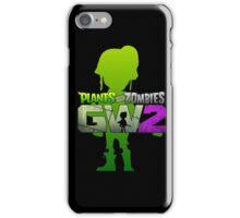 plants vs zombies garden warfare 2 iPhone Case/Skin