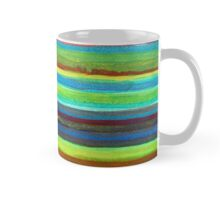 Colorful Horizontal Stripes Mug
