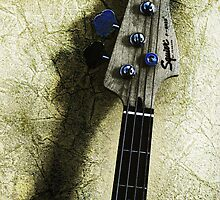 4 strings & a shadow by lastgasp