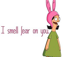 Louise Belcher by Proyecto Realengo