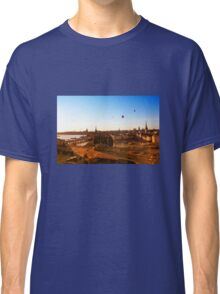 Sunset over Stockholm, SWEDEN Classic T-Shirt