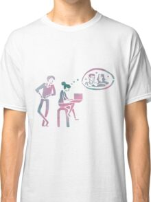 fangirl rainbow rowell Classic T-Shirt