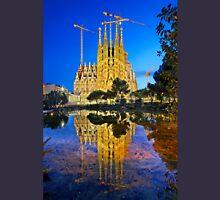 Nights of the Sagrada Familia Unisex T-Shirt