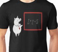 2 + 2 = 5 Unisex T-Shirt