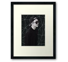 Rap Monster Framed Print