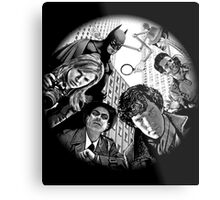 On the Case Metal Print
