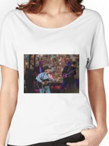 George Strait Final Performance Women's Relaxed Fit T-Shirt