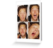 ben c Greeting Card