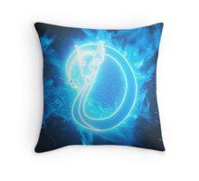 Dragonair Throw Pillow