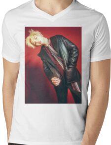 SUGA X MARIE CLAIRE II Mens V-Neck T-Shirt