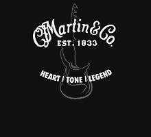 Martin & Co Guitar (black) Unisex T-Shirt