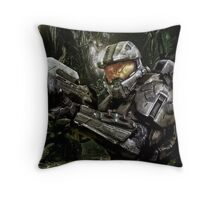 Master Chief Throw Pillow