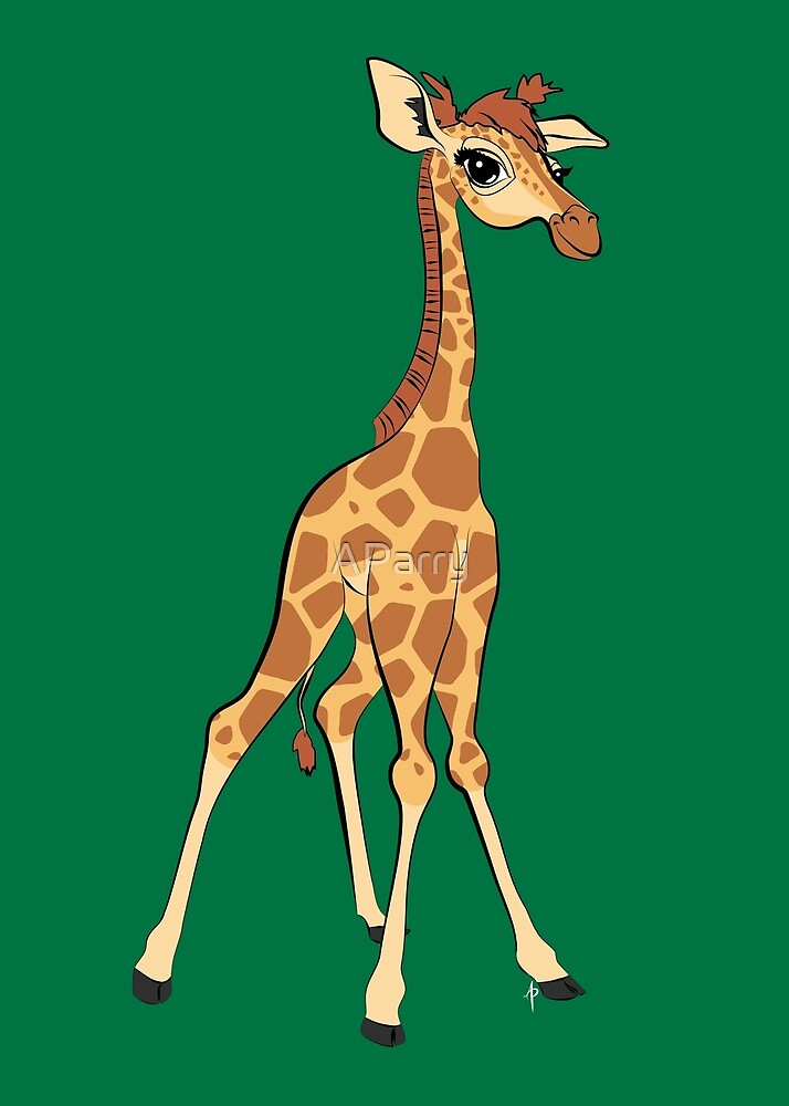 You're Having A Giraffe! by AParry