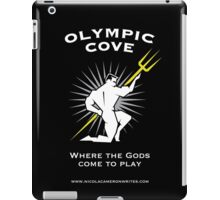Olympic Cove - Where the Gods Come to Play (Dark) iPad Case/Skin