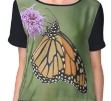 Fall Monarch 2016-2 Chiffon Top
