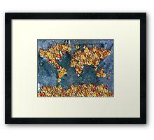 World Music Framed Print