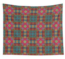 Knitter 3 Wall Tapestry