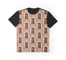 Vintage wooden door Graphic T-Shirt