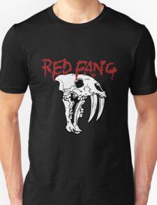 RED FANG TOUR DATES Unisex T-Shirt