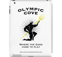 Olympic Cove - Where the Gods Come to Play (Light) iPad Case/Skin