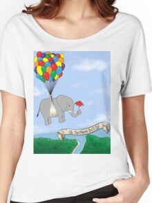 OH TO EXPLORE! Women's Relaxed Fit T-Shirt