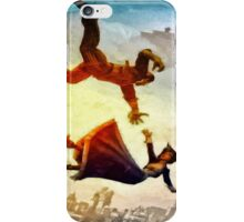 If You Fall I Shall Catch You iPhone Case/Skin