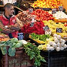 Green Grocer by phil decocco