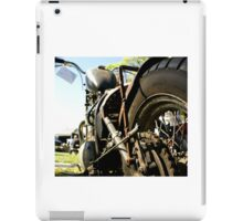 Vintage Triumph British Rat iPad Case/Skin