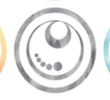 lorien legacies Sticker