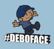Calvin-Styled #Deboface Kids Clothes